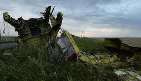 Crash du vol MH17 en Ukraine