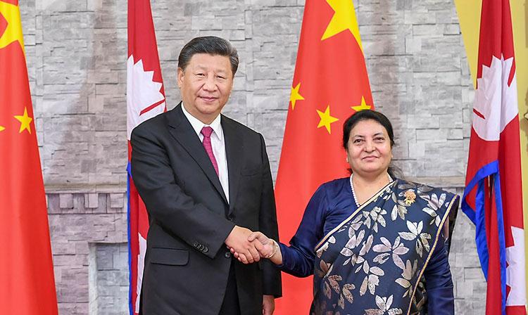 La Chine et le Népal conviennent de porter leurs relations à un niveau plus élevé