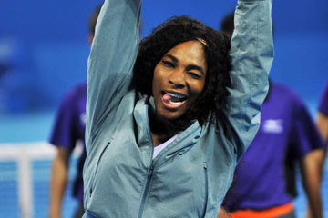 WTA - Beijing : Serena Williams championne