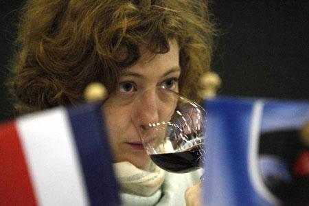 Ouverture du grand concours de vins à Bruxelles