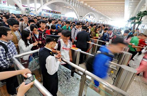 Des trains supplémentaires pour le dernier jour des vacances de la Fête du travail