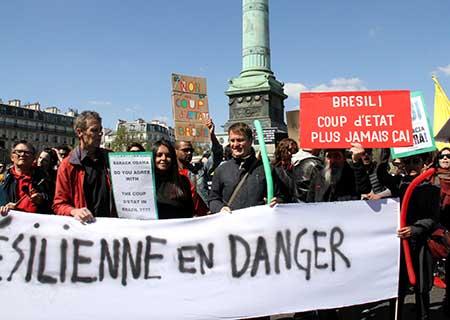 France :  le retrait du projet de loi Travail au cœur des revendications du défilé  du 1er mai (SYNTHESE)